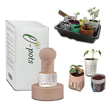 e-pots Paper Plant Pot Maker*