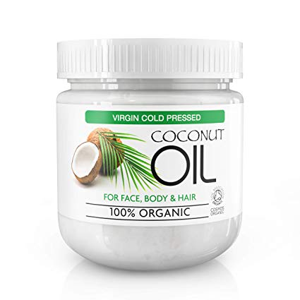Virgin Coconut Oil for Skin and Body Care*