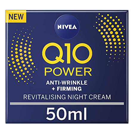 NIVEA Q10 Power Anti-Wrinkle + Firming Night Cream*