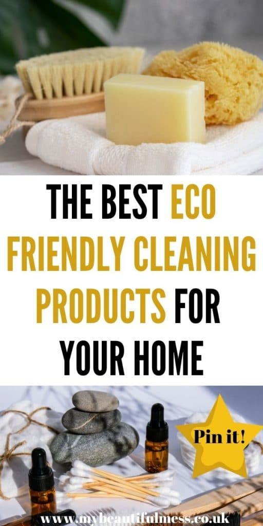 This is a huge list of the best eco friendly cleaning products that you can use throughout your home. These include kitchen and bathroom cleaners too by Laura at My Beautiful Mess