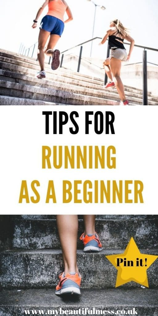 These are the best tips for running as a beginner. We've included the best apps to help you start and the best footwear to keep you comfy by Laura at My Beautiful Mess