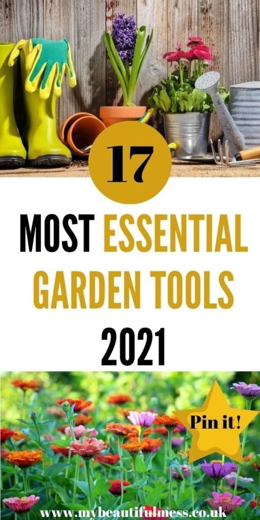 These are the best essential garden tools that you'll ever need. We've included everything a beginner gardener will need by Laura at My Beautiful Mess