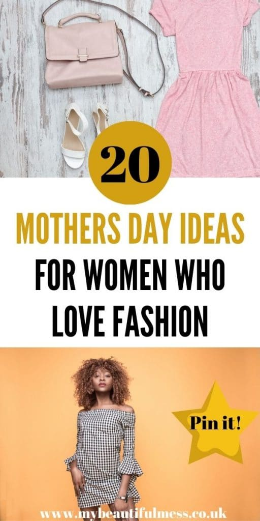 These are the best Mothers Day ideas for mums who love fashion. We've included everything you'll mum will need by Laura at My Beautiful Mess