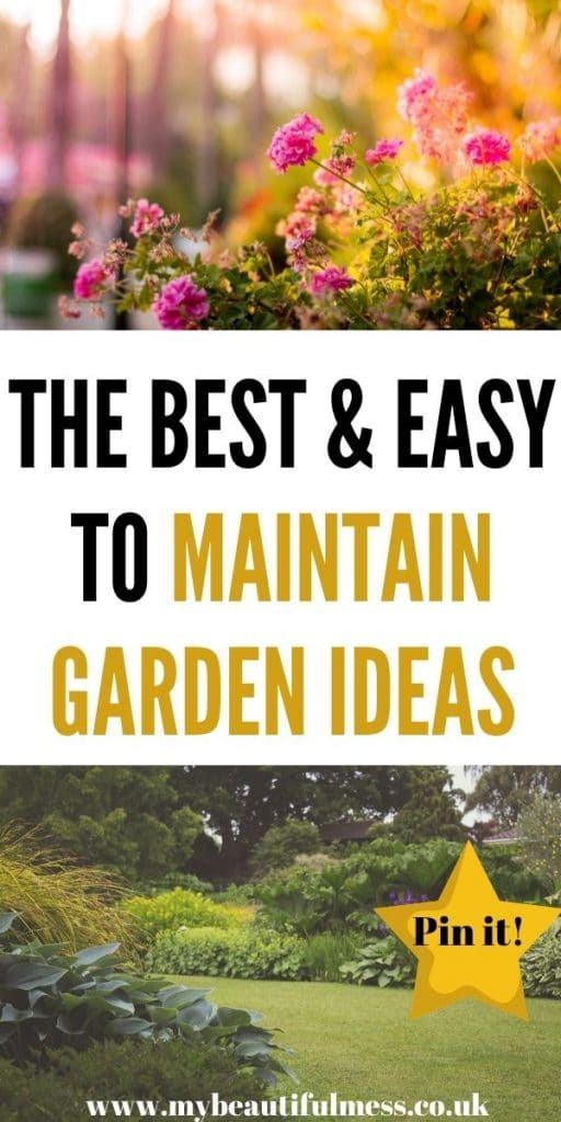 These are the best and easy to maintain garden tips for beginners. We talk you through what you need for an easy garden by Laura at My Beautiful Mess