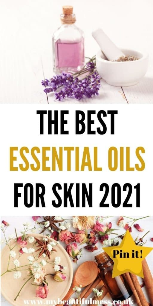 This is the best essential oils for skin care. Use these oils as part of your normal skin care routine and see how your skin changes by Laura at My Beautiful Mess