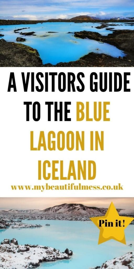 The Blue Lagoon in Iceland is a great place to visit for adults who want to relax while exploring this amazing landscape by Laura at My Beautiful Mess