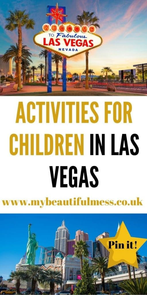 These are the best activities for children in Las Vegas. We've included loads of things that can keep the amused whatever their age by Laura at My Beautiful Mess