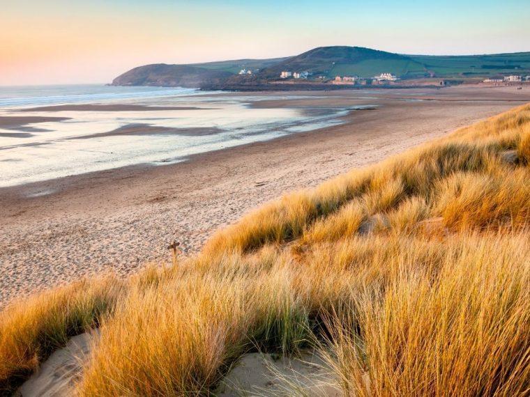 Devon beaches