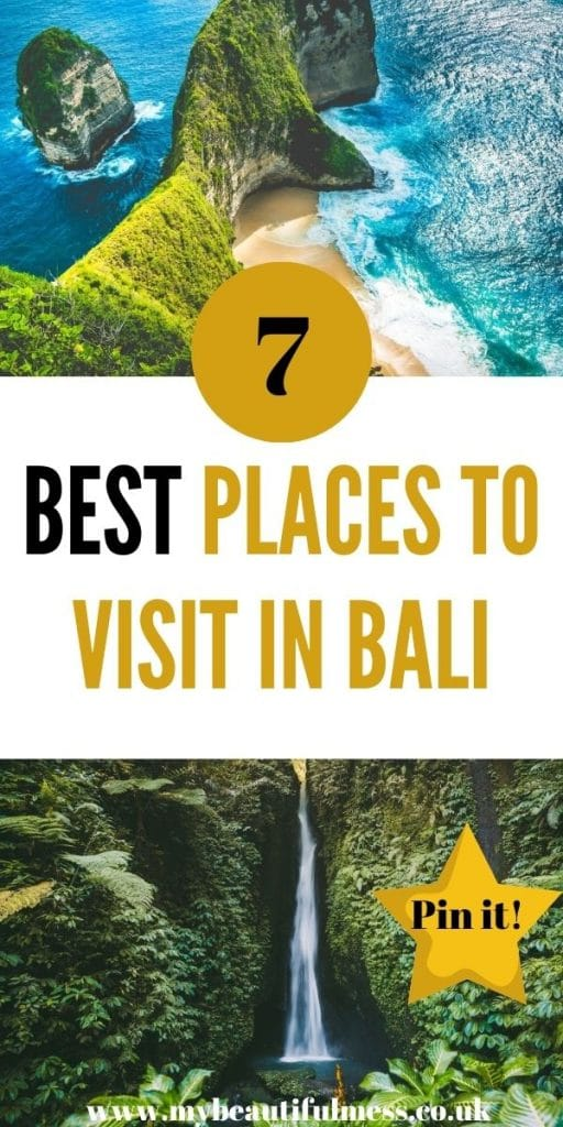 These are the best places to visit in Bali. We've included everything you'll need for a great trip away in Bali by Laura at My Beautiful Mess