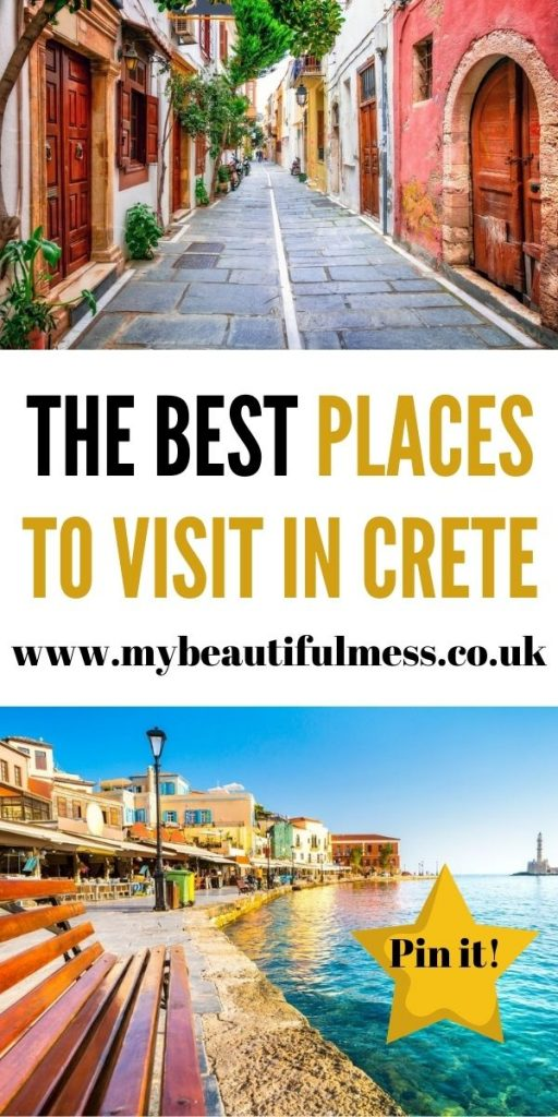 These are the best places to visit in Crete. Take the steps that many people haven't with our best suggestions on were to visit by Laura at My Beautiful Mess